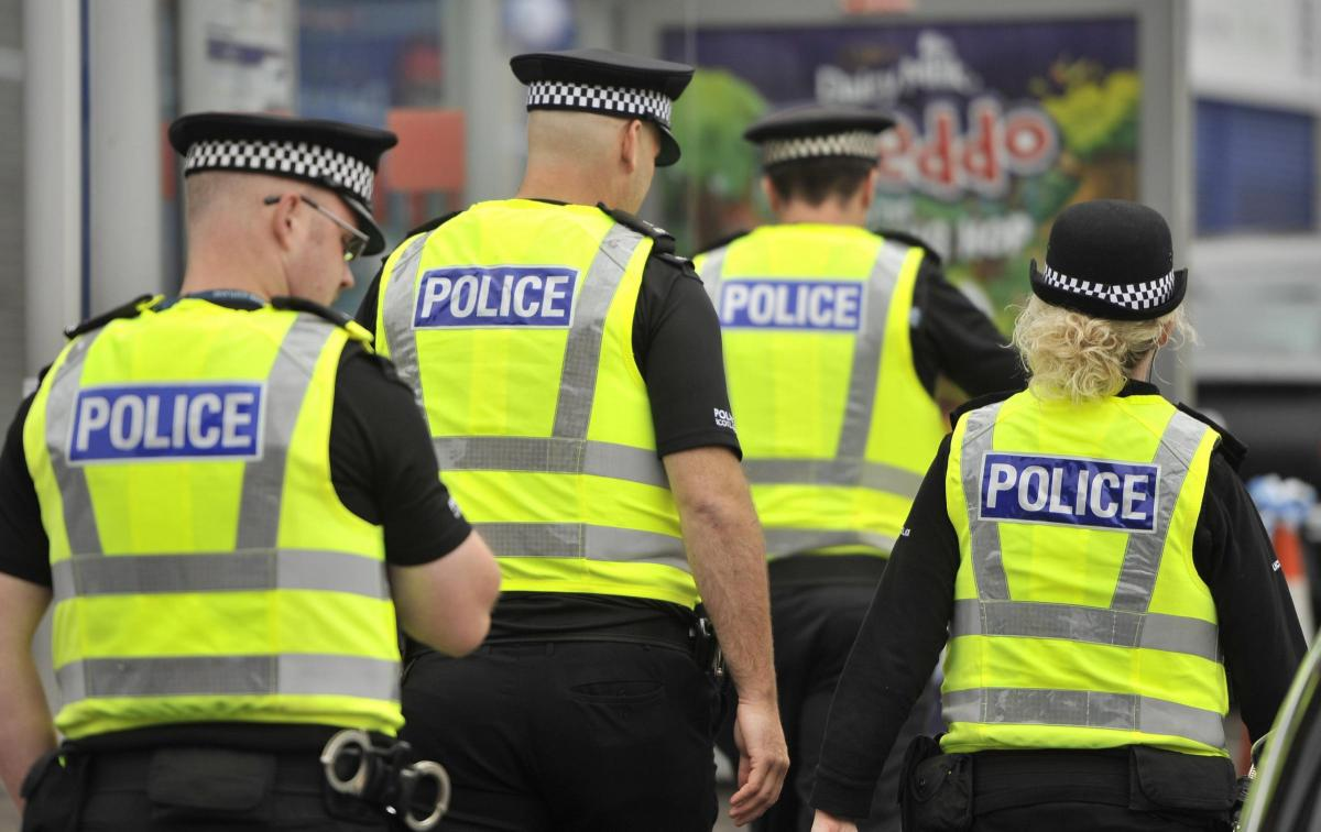 BTEC Level 4 and 5 HNC-HND Diploma in Policing