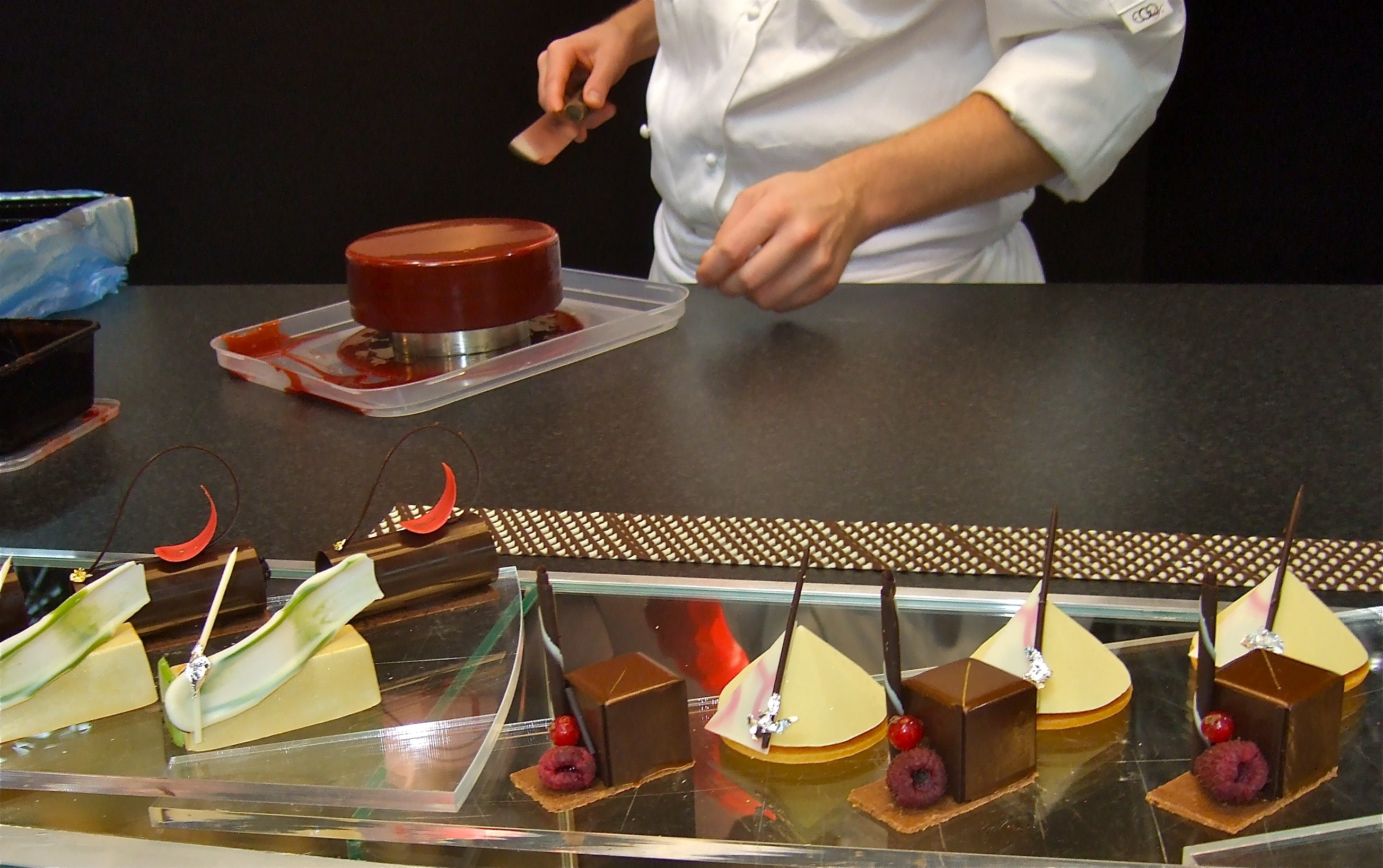 E-learning Pastry Course